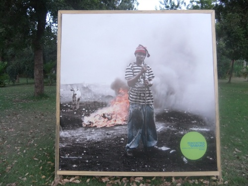 Pieter Hugo: Permanent error, 2009